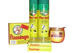Flamingo Mosquito Repellant