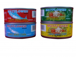 mayflower tuna group shot